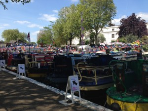 Canalway Cavalcade Boats