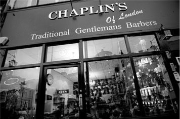 Chaplins Front