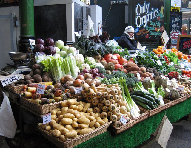 Vegetable Selection